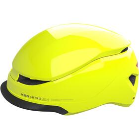 KED Mitro UE-1 Helm neon green